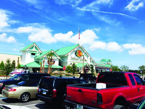 Bass Pro Shops Opens Doors With A Grand Opening Ribbon Cutting