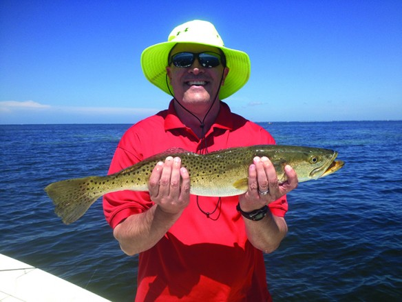 On the Water with Captain Ric: July Edition
