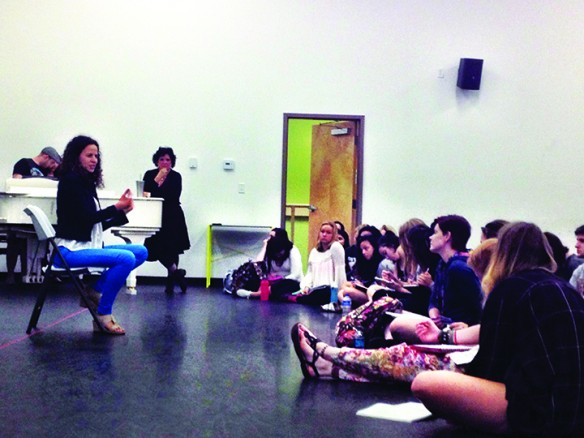 Broadway Performers Train Youth At Norwegian Creative Studios In Riverview