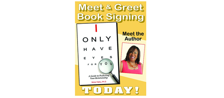 Upcoming Luncheon, Book Signing To Teach Techniques To Help Perfect Relationships