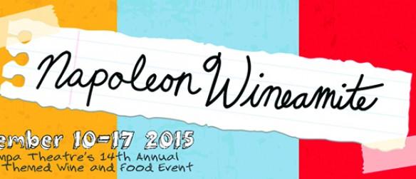 The Tampa Theatre Presents Napoleon Wineamite Fundraiser