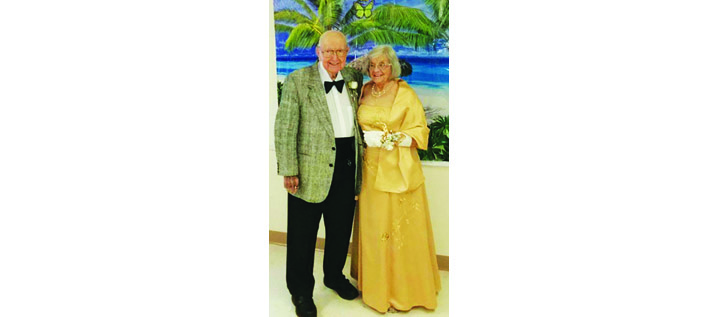 Riverview Man Takes High School Sweetheart Of 66 Years To Prom