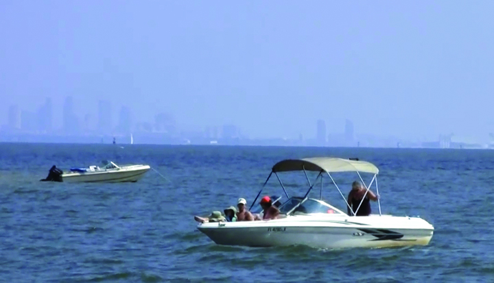 U.S. Coast Guard, Hillsborough County Sheriff's Office Aims Focus On Summer Boating Safety