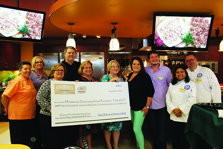 Rolling Pin Celebrates 20th Anniversary With Culinary Scholarship