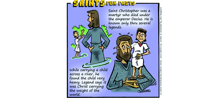 Get to Know Your Saints