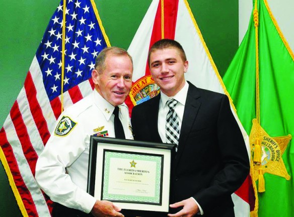 Local Law Enforcement, Criminal Justice Students Earn Florida Sheriffs Association Awards Scholarships