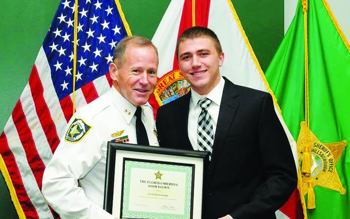 Local Law Enforcement, Criminal Justice Students Earn Florida Sheriffs Association Awards Scholarships