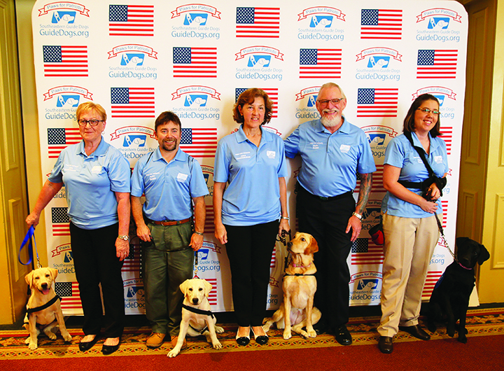 Southeastern Guide Dogs Launches MacDill Puppy Raiser Group