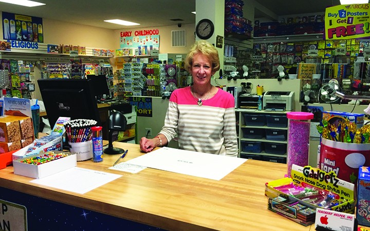 Teachers' Helper Owner Celebrates 10 Years In Business
