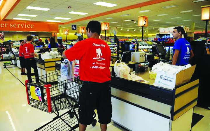 Winn-Dixie Pledges July Fourth Profits To Wounded Warriors
