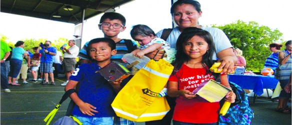 YMCA Backpack Outreach To Provide Stuffed Backpacks To 1,600 Local Students
