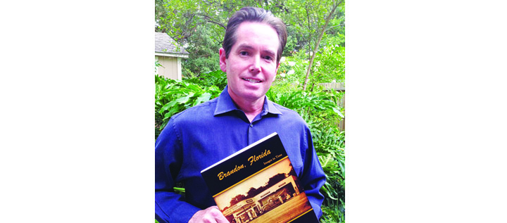 Brandon Native Shares Town History In Newly Published Book