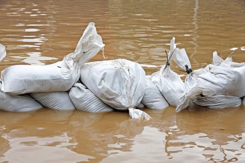Sandbag Materials Available July 24 and July 25  at all Hillsborough County Service Units
