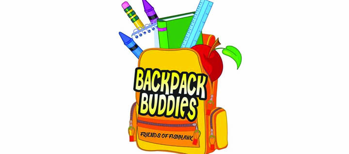 FishHawk Backpack Buddies Program Involves Local Teen Help