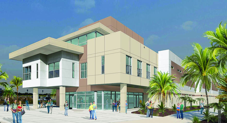 Science Building Grand Opening at HCC SouthShore Campus