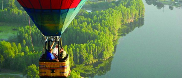 Soar Above The State At Annual Festival of Flight 2015