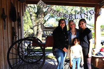 Fourth Annual Boots & Bling Event To Raise Funds For Rugged Cross Youth Ranch