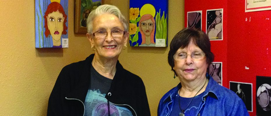 Local Business Partners With Area Arts Organization To Provide Exhibit Space For Artists