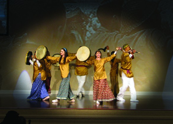 Local Congregation Celebrates The Fall Feasts Through Dance, Music