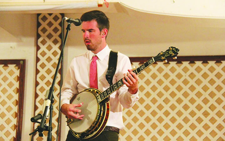 Bluegrass Greats Play Local Show At First United Methodist Church Of Brandon