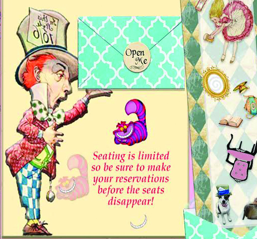 Mad Hatter Tea Party Fun Will Benefit No-Kill Shelter Rescues