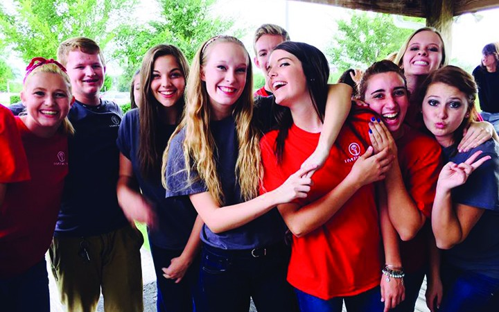 IMPACT Helps Teens Make Positive Choices, Celebrates With Annual Dinner