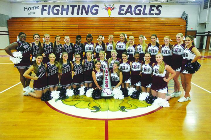 Brandon High School Cheer Squad Ready For Season Success