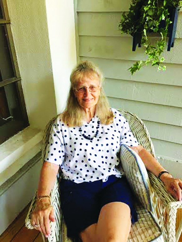 Local Grandmother Discovers Knack For Writing Children's Books