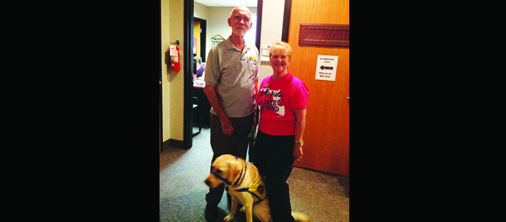 GFWC Brandon Service League Holds Charity Bunco To Benefit Canine Companions For Independence