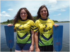 MiraBay Dragon Boat Athletes Chosen for Team USA