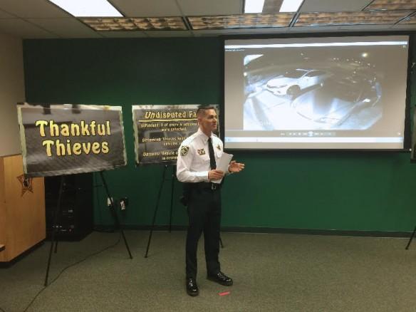 New Property Crime Prevention Initiative