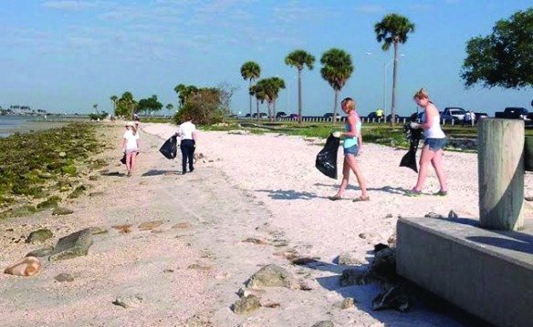 Residents Urged To Volunteer For Annual Hillsborough River And Coastal Cleanup