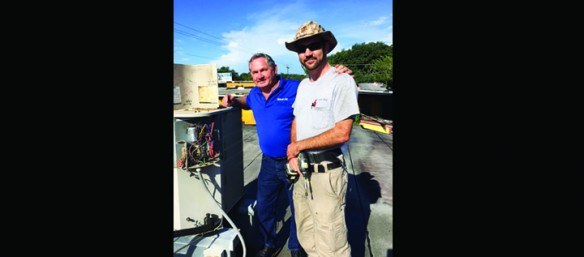 Shiver Air Keeps Residents Cool