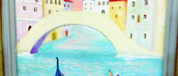 The Bruton Memorial Library Features Nancy Driscoll's Artwork In September