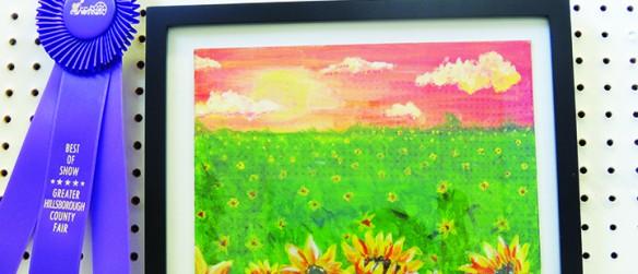 Call To Artists For The 2015 Hillsborough County Fair Fine Arts Show