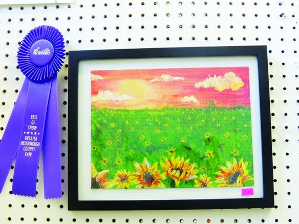 Call To Artists For The 2015 Hillsborough County Fair Fine Arts Show