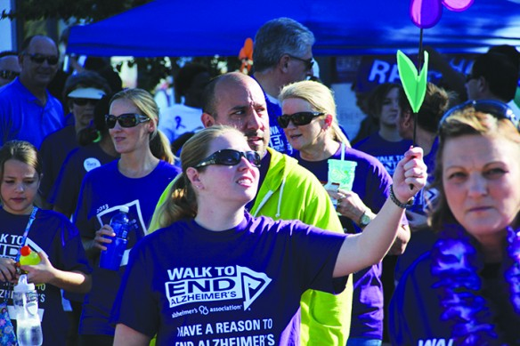 Support Alzheimer's Research By Joining The SouthShore Walk