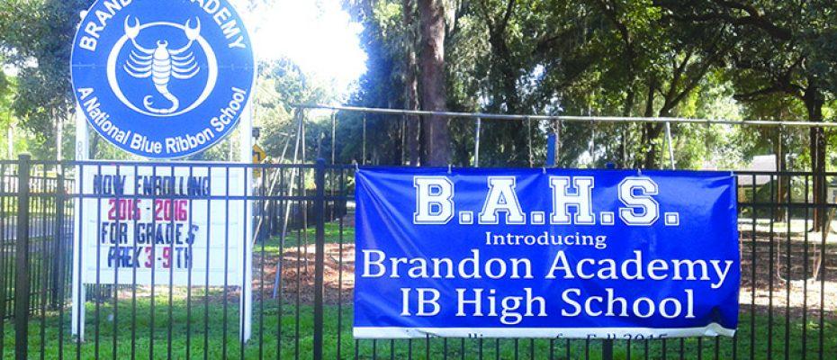 Brandon Academy Opens New High School
