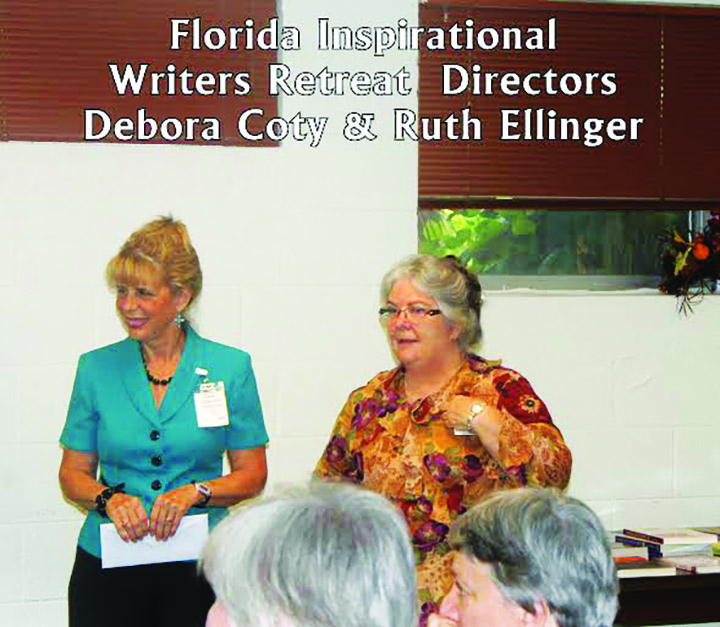 Fifth Annual Florida Inspirational Writer's Retreat To Benefit All Writers