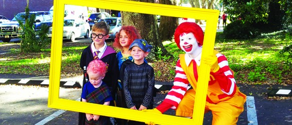Center Place To Host 18th Annual Halloween Horribles Community Parade