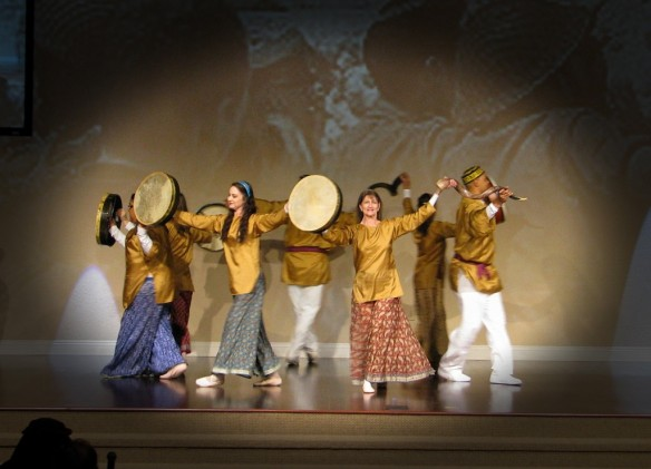 Local Congregation Celebrates The Fall Feasts Through Dance,Music