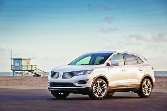 All-New Lincoln MKC Offers Plenty of Power