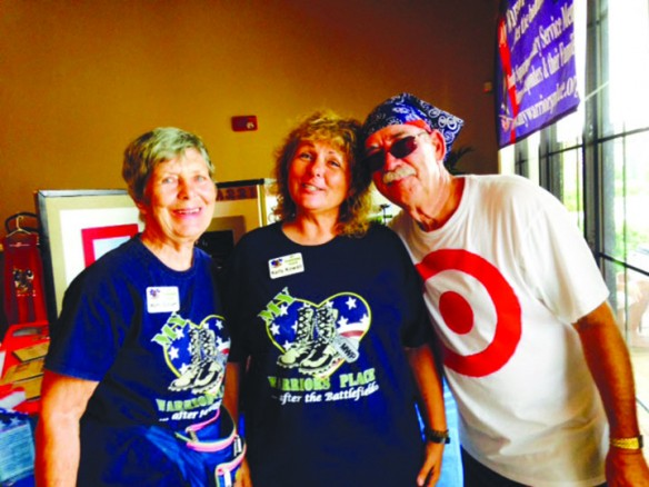 My Warrior's Place Community Benefit Raises Nearly $5,000