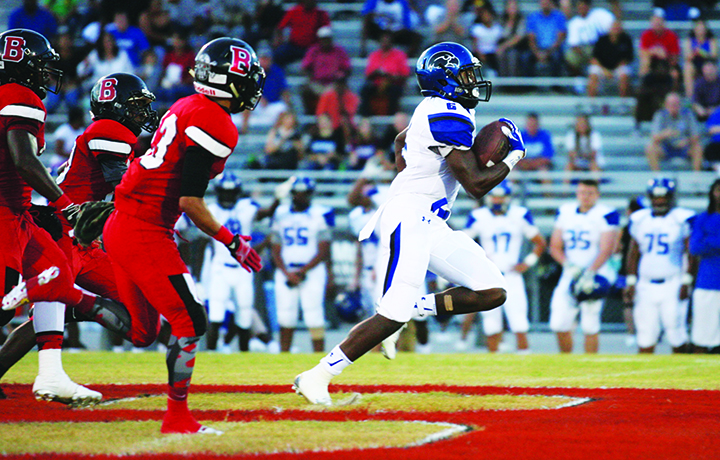 Sports: Armwood Hits Bloomingdale Hard In Non-Conference Bout