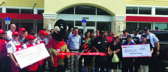 Wawa Celebrates Year Of Growth With Grand Opening Of Valrico Store