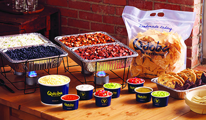 Impress Your Guests With Qdoba Catering