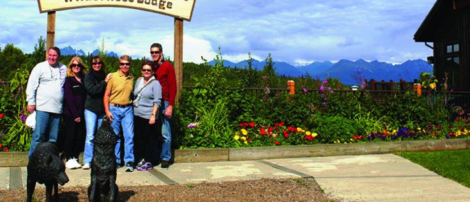 ALASKA_Princess wilderness Lodge