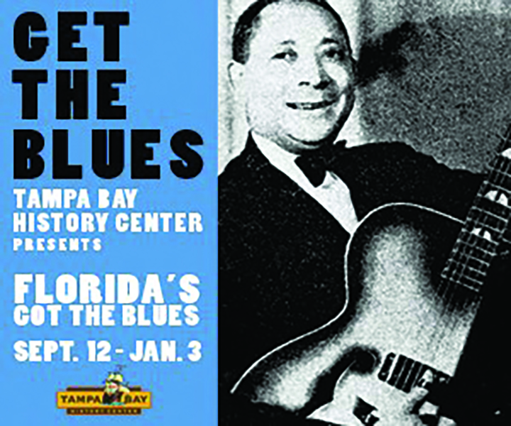 Tampa Bay History Center To Host Florida's Got The Blues, Halloween Event & More