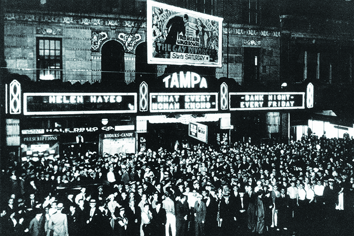 Tampa Theatre's A Nightmare On Franklin Street To Present Classic Horror Movies, Ghost Tours