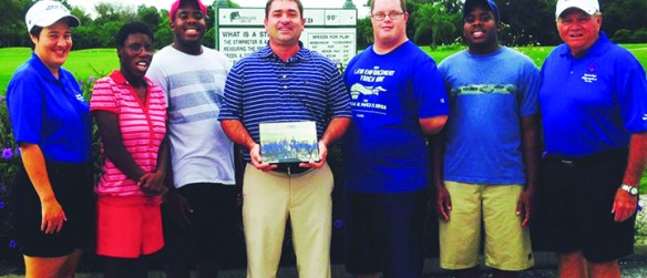 Golfers Club New General Manager Promises Continued Support To Special Olympics Programs